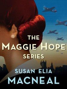 maggie hope series