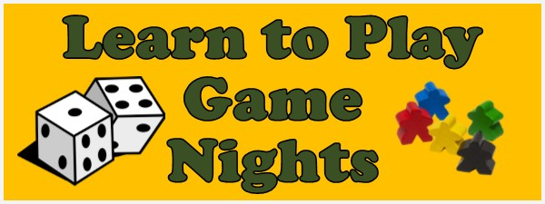 learn to play game nights