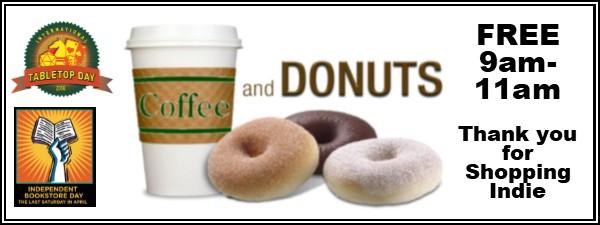 2018 ittd coffee donuts